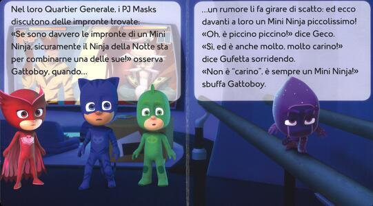 Il mini ninja piccino piccino. Pj Masks. Ediz. a colori - 3
