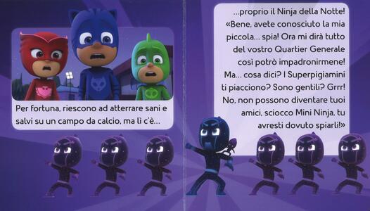 Il mini ninja piccino piccino. Pj Masks. Ediz. a colori - 4