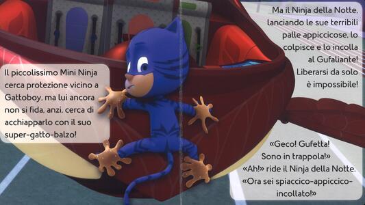 Il mini ninja piccino piccino. Pj Masks. Ediz. a colori - 5