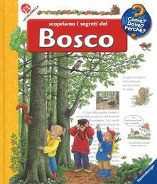 Camfeed.it Scopriamo i segreti del bosco. Ediz. a colori. Con DVD video Image