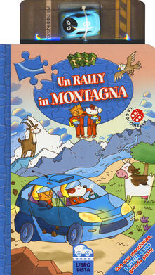 Vitalitart.it Un rally in montagna. Ediz. a colori. Con gadget Image