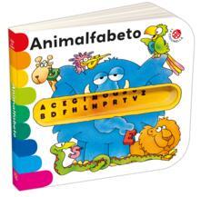 Animalfabeto. Ediz. a colori - Mario Gomboli - copertina