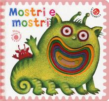 Camfeed.it Mostri e mostri. Ediz. a colori Image
