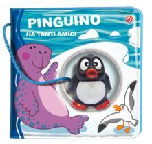 Recuperandoiltempo.it Pinguino ha tanti amici. Ediz. a colori Image