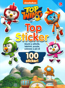 Antondemarirreguera.es Top Wing. Top sticker Image