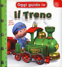Il treno. Oggi guido io. Ediz. a colori.pdf