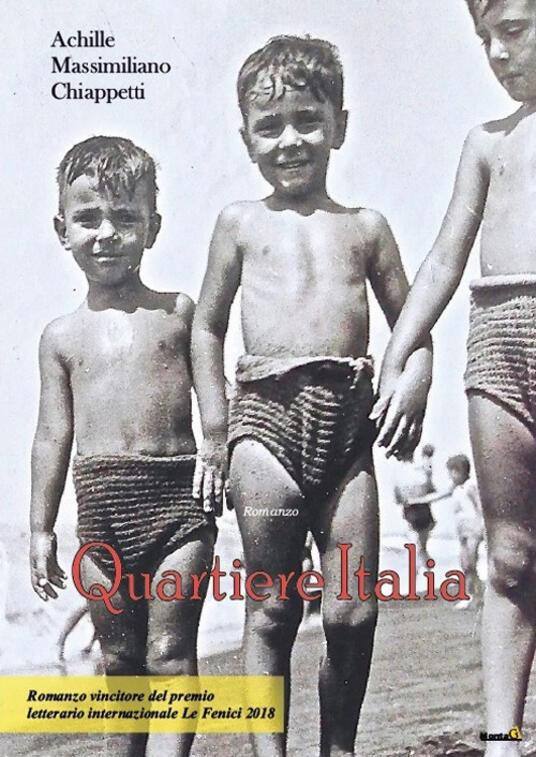 Quartiere Italia - Achille Massimiliano Chiappetti - copertina
