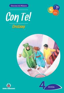 Daddyswing.es Con te!. Vol. 4: Cristiani. Guida. Image