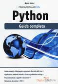 Libro Programmare con Python. Guida completa Marco Buttu