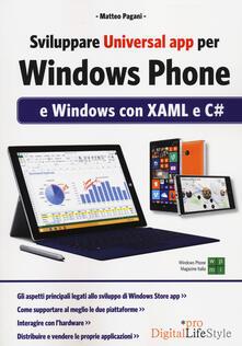 Voluntariadobaleares2014.es Sviluppare universal app per Windows Phone e Windows con XAML e C# Image