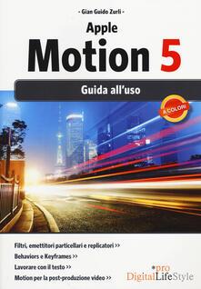 Associazionelabirinto.it Apple motion 5. Guida all'uso Image