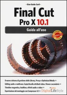 Ipabsantonioabatetrino.it Final Cut Pro X 10.1. Guida all'uso Image