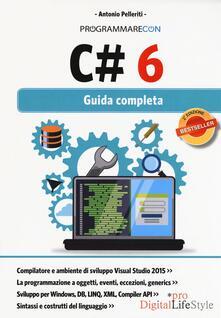 Steamcon.it Programmare con C# 6. Guida completa Image