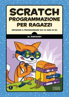 Ascotcamogli.it Scratch. Programmazione per ragazzi. Imparare a programmare dai 10 anni in su Image