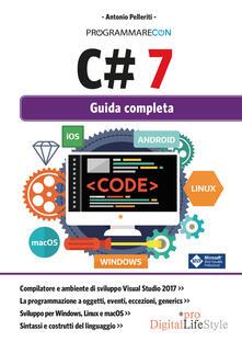 Daddyswing.es Programmare con C# 7. Guida completa Image