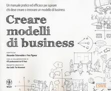 Lpgcsostenible.es Creare modelli di business. Un manuale pratico ed efficace per ispirare chi deve creare o innovare un modello di business Image
