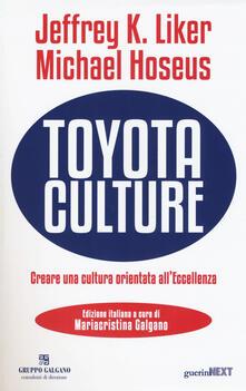 Voluntariadobaleares2014.es Toyota culture. Creare una cultura orientata all'eccellenza Image