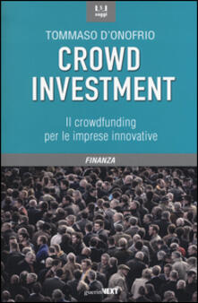 Ristorantezintonio.it Crowd investment. Il crowdfunding per le imprese innovative Image