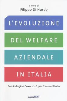 Capturtokyoedition.it L' evoluzione del welfare aziendale in Italia. Con indagine Doxa 2016 per Edenred Italia Image