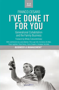 I've done it for you. Generational Cohabitation and the Family Business