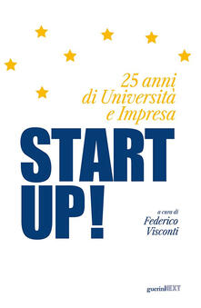 Start up! 25 anni di università e impresa - copertina