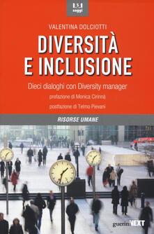 Filmarelalterita.it Diversità e inclusione. Dieci dialoghi con Diversity manager Image
