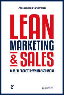 Secchiarapita.it Lean marketing & sales. Oltre il prodotto: vendere soluzioni Image