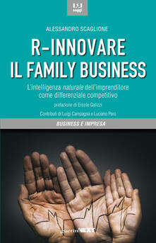 Warholgenova.it R-innovare il family business. L'intelligenza naturale dell'imprenditore come differenziale competitivo Image