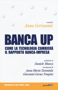 Antondemarirreguera.es Banca up. Come la tecnologia cambierà il rapporto banca-impresa Image