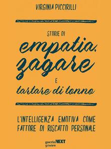 Storie di empatia, zagare e tartare di tonno. L'intelligenza emotiva come fattore di riscatto personale - Virginia Piccirilli - ebook