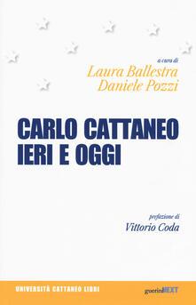 Equilibrifestival.it Carlo Cattaneo ieri e oggi. Una rilettura per il centocinquantesimo anniversario dalla scomparsa Image