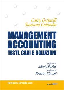 Voluntariadobaleares2014.es Management accounting. Testi, casi e soluzioni Image