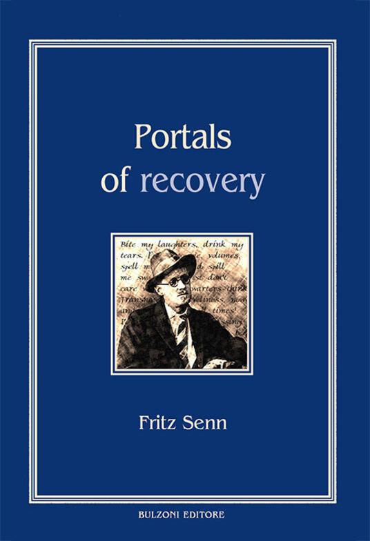 Portals of recovery - Fritz Senn - copertina