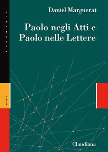 Amatigota.it Paolo negli Atti e Paolo nelle lettere Image