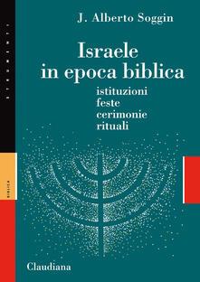 Criticalwinenotav.it Israele in epoca biblica. Istituzioni, feste, cerimonie, rituali Image