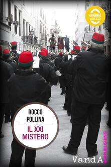 Il XXI mistero - Rocco Pollina - ebook