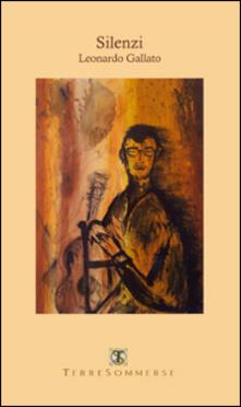 Silenzi - Leonardo Gallato - copertina