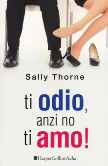 Letterarioprimopiano.it Ti odio, anzi no, ti amo! Image