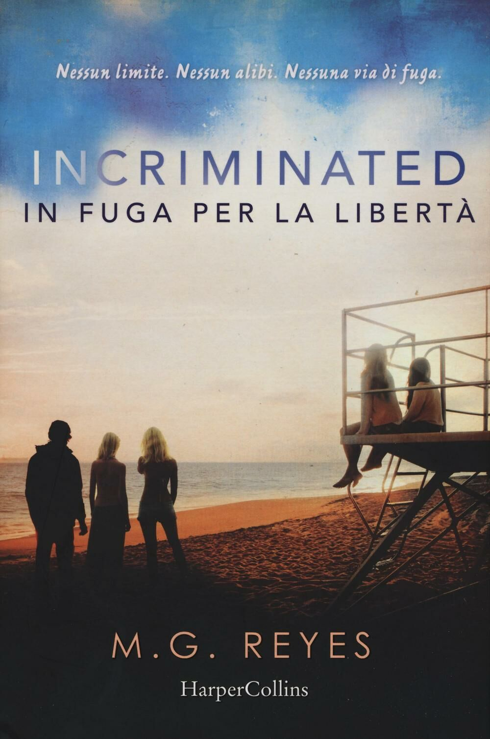 Incriminated. In fuga per la libertà