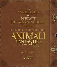 Camfeed.it La valigia di Newt Scamander. Esplora i segreti del film Animali fantastici e dove trovarli. Ediz. illustrata Image