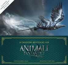 Voluntariadobaleares2014.es La creazione artistica del film Animali fantastici e dove trovarli. Ediz. illustrata Image