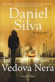 Libro La vedova nera Daniel Silva