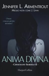 Libro Anima divina. Covenant series. Vol. 3 Jennifer L. Armentrout