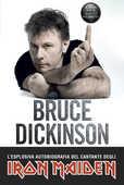 Libro A cosa serve questo pulsante? Bruce Dickinson