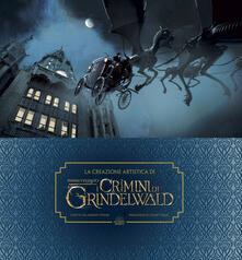 Winniearcher.com La creazione artistica di Animali Fantastici: I crimini di Grindelwald Image