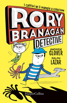 Camfeed.it Rory Branagan, detective. I cattivi se li mangia a colazione. Ediz. illustrata Image