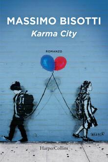 Karma City - Massimo Bisotti - copertina
