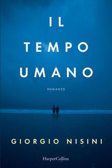 Il tempo umano - Giorgio Nisini - copertina