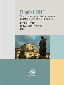 FineCat 2015. Book of abstract