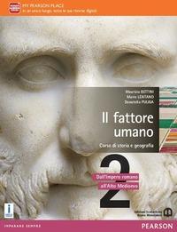 FATTORE UMANO (IL) 2 ED. MISTA